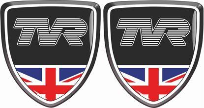 Picture of TVR Gel Badges