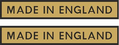 "Picture of ""Made in England"" Decals / Stickers"