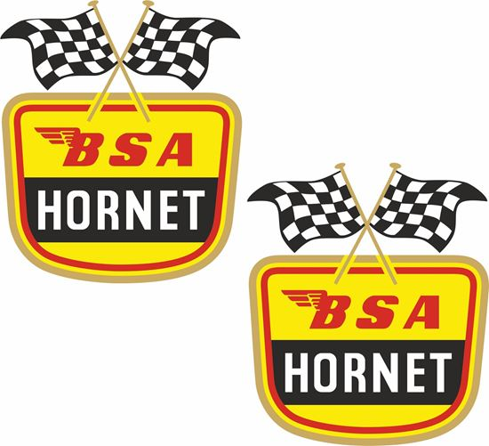 Picture of Hornet Decals / Stickers
