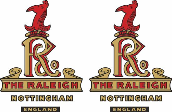 Picture of Raleigh Decals / Stickers