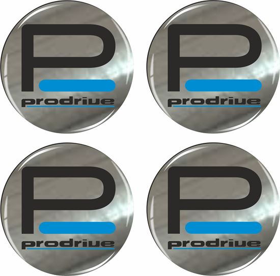 Picture of Wheel centre Gel Badges