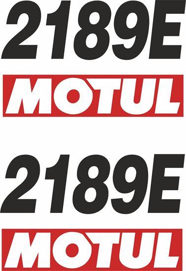 "Picture of ""2193E Motul"" Decals / Stickers"
