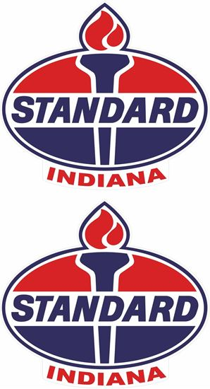Picture of Standard Indiana general panel  Decals / Stickers