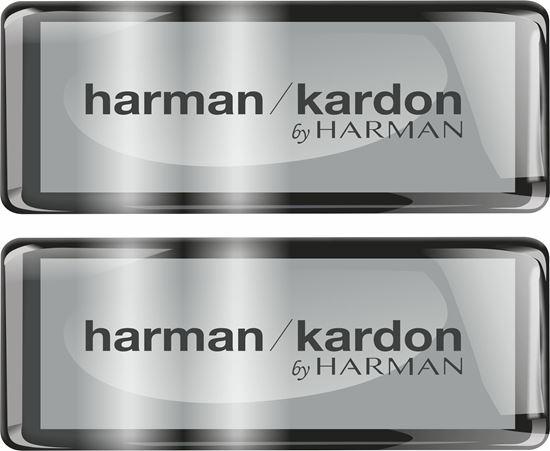 Picture of Harman Kardon Gel Badges