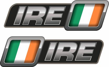 Picture of Ireland Decals / Stickers