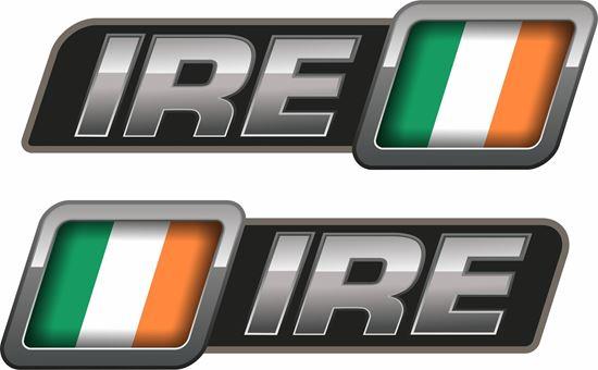 Picture of Ireland Decals / Stickers