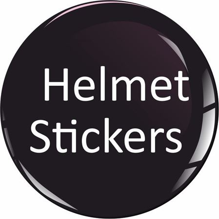 Picture for category BMW GS Helmet Stickers