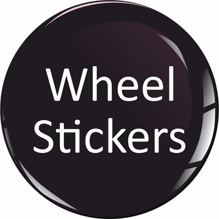 Picture for category CBR Super Blackbird Wheel Decals