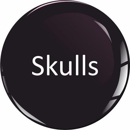 Picture for category Skull related Stickers