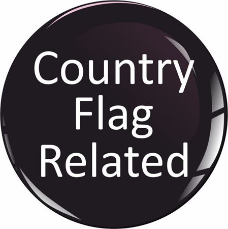 Picture for category Country Flag related Stickers