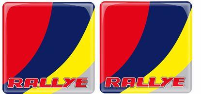Picture of Peugeot Rallye Gel Badges
