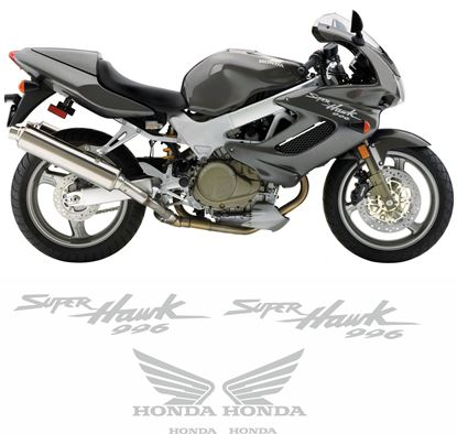 Picture of Honda VTR 1000F Superhawk 2005 replacement Decals / Stickers