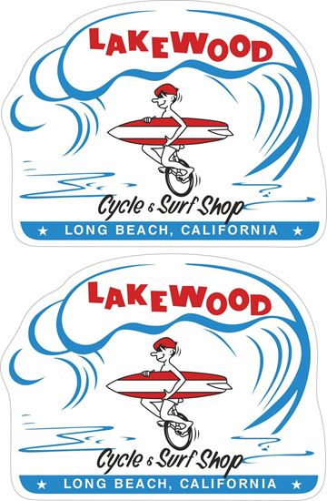 Picture of Lakewood Decals / Stickers