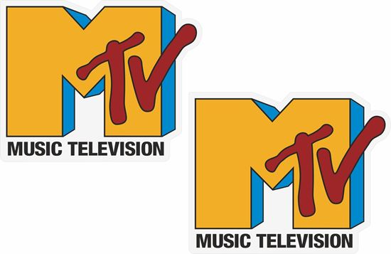 Picture of MTV Decals / Stickers