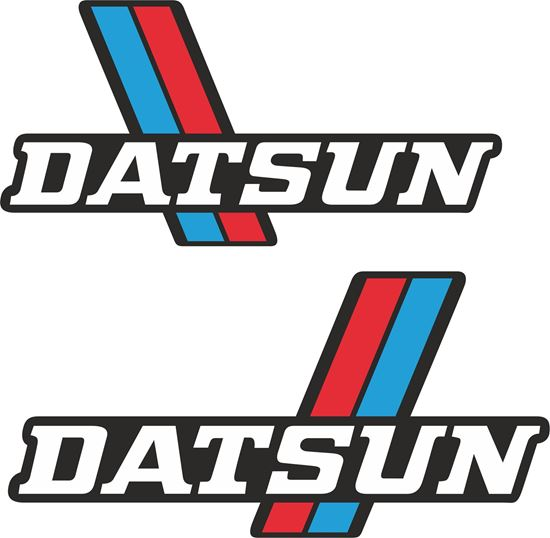 Picture of Datsun Decals / Stickers
