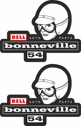 Picture of Triumph bonneville Decals / Stickers
