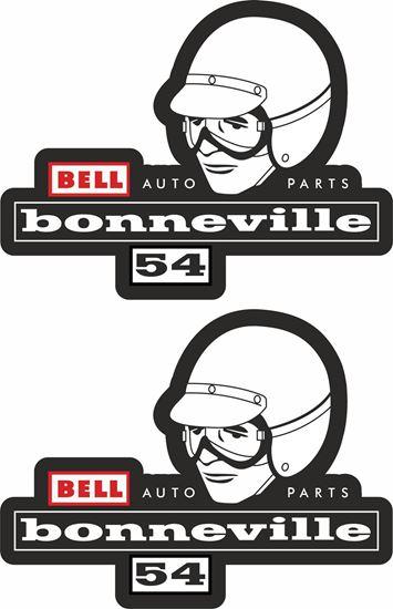Picture of Triumph bonneville Decals / Stickers