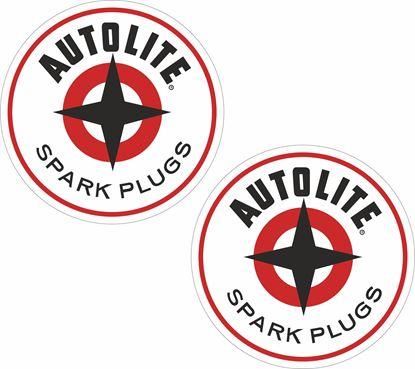 Picture of Autolite Decals / Stickers