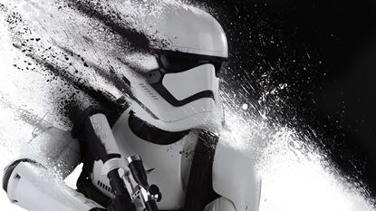 Picture of Storm Trooper Vinyl Wrap Sheet
