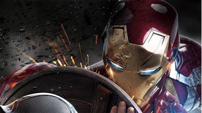 Picture of Iron Man Wrap Sheet