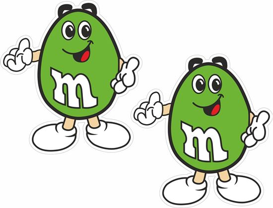 Picture of M & M Decals / Stickers