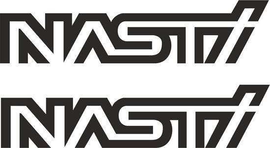 Picture of Nasti Panel / Glass Decals / Stickers