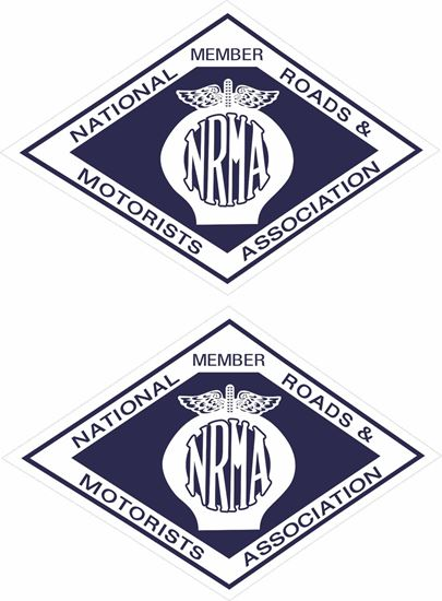 Picture of NRMA Decals / Stickers