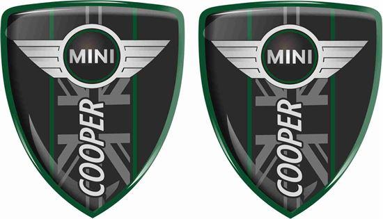 Picture of Mini Cooper Badges 70mm