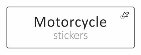 Picture for category Motorcycle Stickers