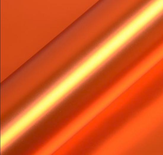 Picture of Orange Satin Super Chrome- HX30SCH08S 1370mm