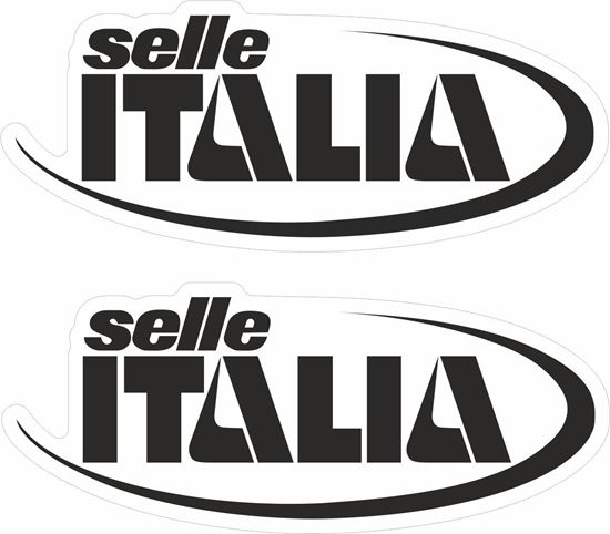 "Picture of ""selle Italia"" Decals / Stickers"