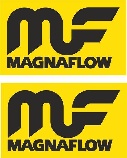 "Picture of ""Magnaflow"" Decals / Stickers"