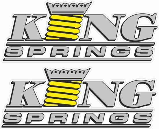 "Picture of ""King Springs"" Decals / Stickers"