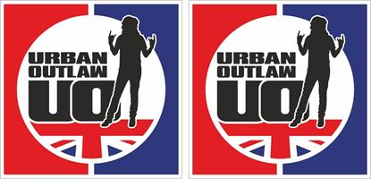 Picture of Urban Outlaw  Decals / Stickers