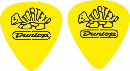 "Picture of ""Tortex Dunlop"" Decals / Stickers"