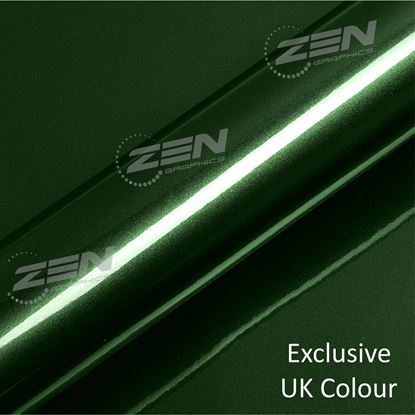 Picture of Sonoma Green metallic - HX20V10B 1520mm EXCLUSIVE UK COLOUR