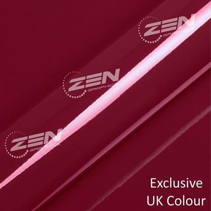 Picture of Burgundy HX20505B 1520mm EXCLUSIVE UK COLOUR