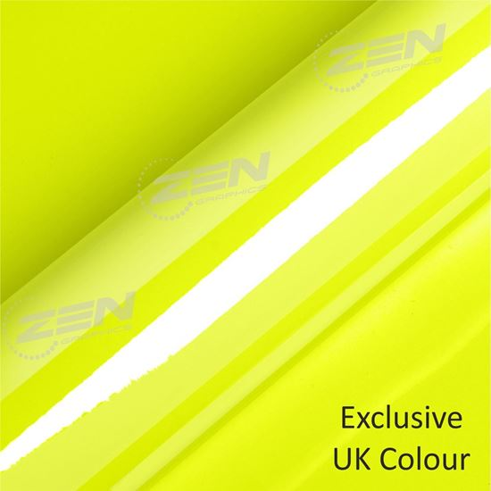 Picture of Fluorescent Yellow- HX20468B 1520mm EXCLUSIVE UK COLOUR