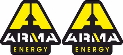 Picture of AMA Energy Decals / Stickers