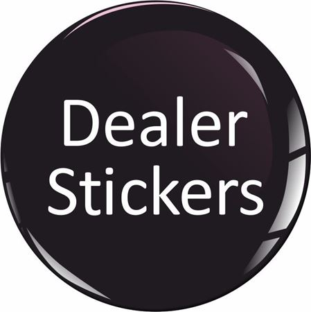 Picture for category Audi Dealer Glass Stickers