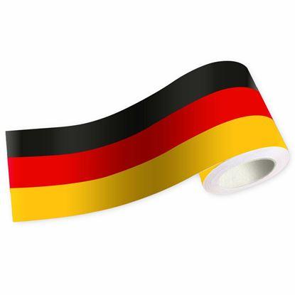 Picture of German Tri Colour Stripe