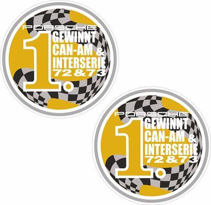 Picture of Gewinnt Can-Am & Interserie 72 / 73 Decals / Stickers