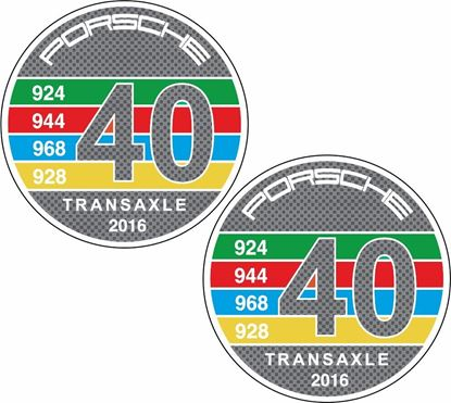 Picture of Transaxle 2016 Decals /  Stickers