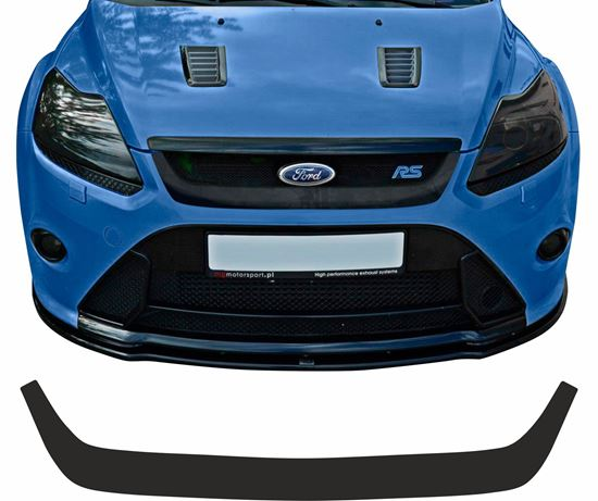 Picture of Ford Focus RS MK2 top Bumper to Grill pre cut Vinyl overlay