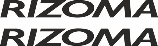 "Picture of ""Rizoma"" Track and street race sponsor logo"