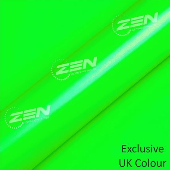 Picture of Fluorescent Green- HX20612B 1520mm EXCLUSIVE UK COLOUR