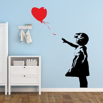 Picture of Banksy  Hope Wall Art sticker