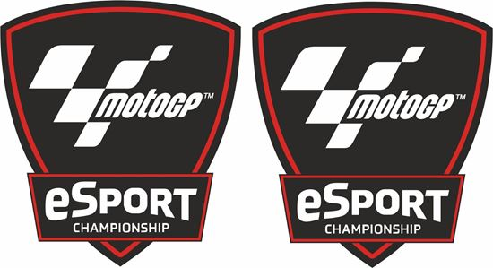 Picture of MotoGP e Sport Decals / Stickers