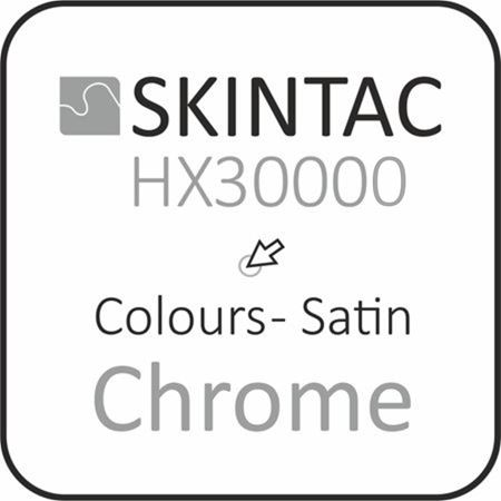 Picture for category HX30000 Satin Chrome Wrap Vinyl
