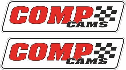"Picture of ""Comp Cams"" Decals / Stickers"